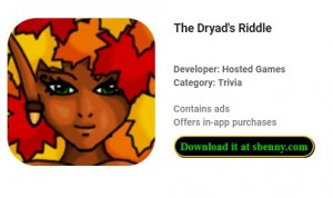 The Dryad's Riddle + MOD