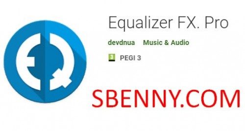 Ecualizador FX. pro