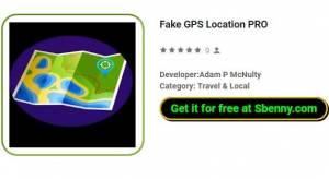 Faux emplacement GPS PRO
