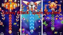 Galaxy Angriff: Weltraum-Shooter + MOD