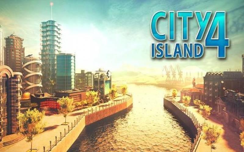 City Island 4: Sim Town Tycoon (HD) + MOD