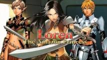 Loren Amazon Princess Gratuit + MOD