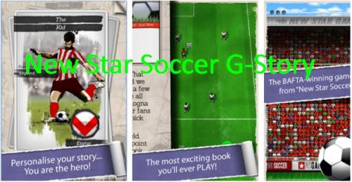 New Star Soccer G-Story