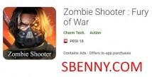 Zombie-Shooter: Wut des Krieges + MOD