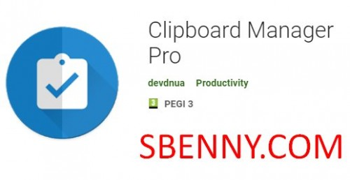 Clipboard Manager Pro