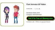 Pixel Animator: GIF Maker + MOD