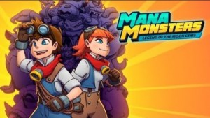 Monstros de Mana - Legend of the Moon Gems + MOD