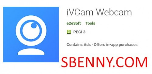iVCam Webcam + MOD