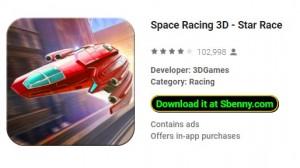 Space Racing 3D - Звездная гонка + MOD