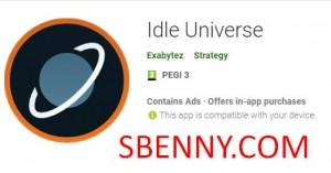 Idle Univers + MOD