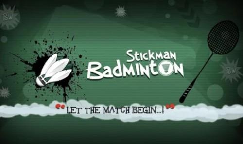 Stickman Badminton + MOD