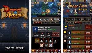 Dungeon & amp; Alchemist - Idle Pixel RPG + MOD