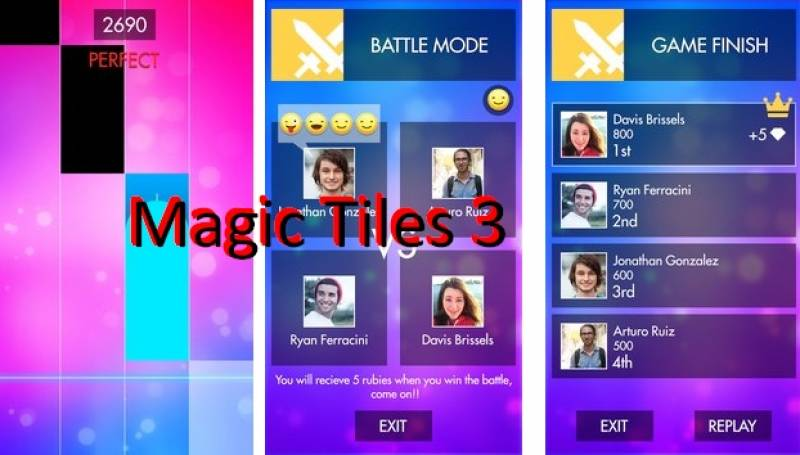Magic Tiles 3 + MOD