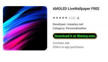 AMOLED LiveWallpaper GRATUITO + MOD