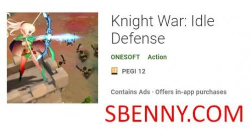 Knight War: Idle Defense + MOD