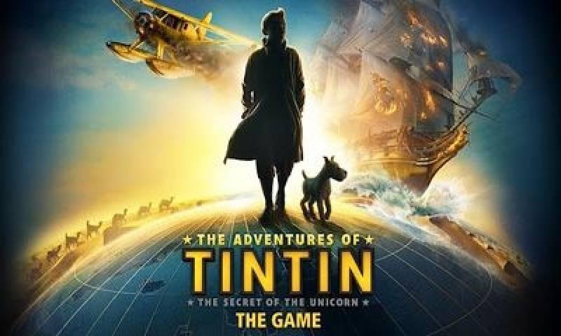 Les aventures de Tintin + MOD