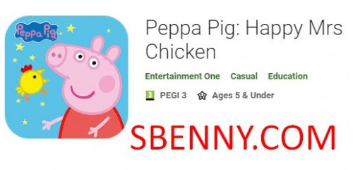 Peppa Pig: Happy Mrs Chicken + MOD