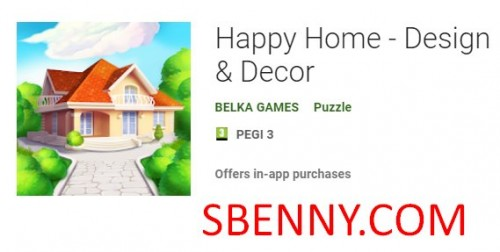 Happy Home - Design & Decor + MOD