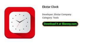 Часы Ekstar