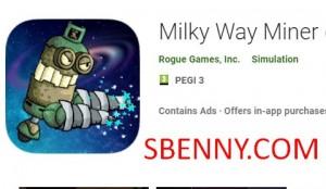 Milky Way Miner + MOD