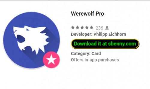 Werewolf Pro + MOD