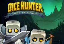 Dice Hunter: Quest of the Dicemancer + MOD