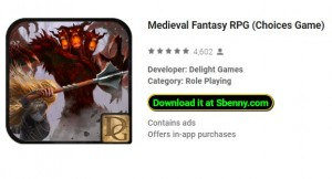Mittelalterliches Fantasy RPG (Choices Game) + MOD