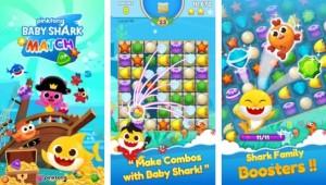 Baby Shark Match: Ozeanmarmelade + MOD