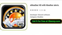 eWeather HD with Weather alerts + MOD