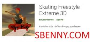 스케이팅 자유형 Extreme 3D + MOD