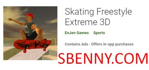 Patinaje Freestyle Extreme 3D + MOD
