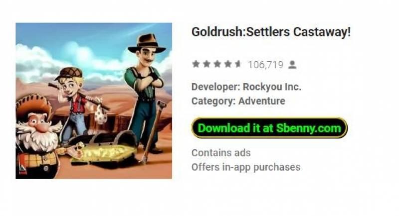 Goldrush: Colonos para o Oeste! + MOD