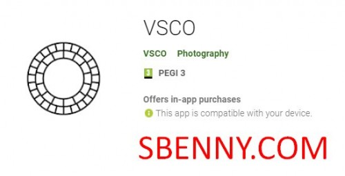 VSCO + MOD