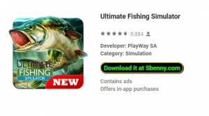 Ultimate Fishing Simulator + MOD