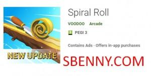 Spiral Roll + MOD