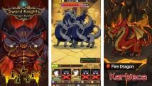 Sword Knights: Dragon Hunter (idle rpg)