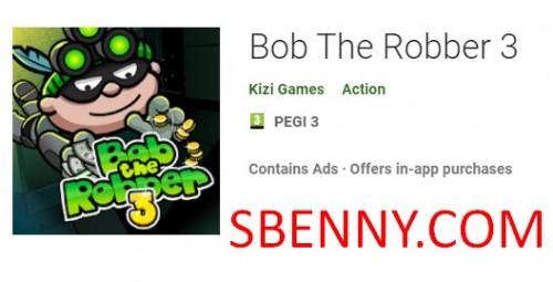 Bob The Robber 3 + MOD
