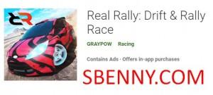 Real Rally: Drift & amp; Rally Race + MOD