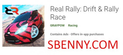 Rally real: Drift & amp; Rally Race + MOD