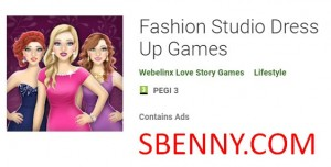 Fashion Studio Dress Up Jeux + MOD