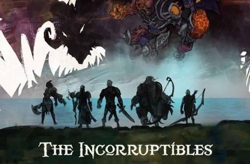 Il Incorruptibles + MOD