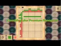 CrossMe Kulur Premium Nonogram + MOD