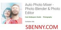 Auto Photo Mixer - Photo Blender & amp; Editor de fotos + MOD