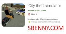 Simulatore di furto di città + MOD