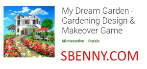 My Dream Garden - Diseño de jardinería & amp; Makeover Game + MOD