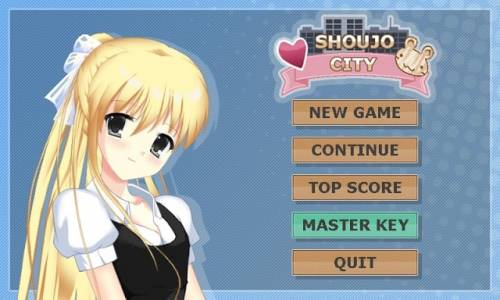 Shoujo City - anime game + MOD
