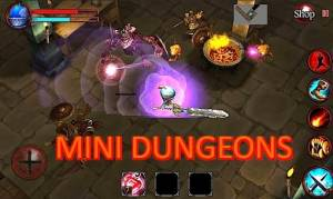 Mini Dungeon - Action RPG + MOD