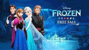 Disney Frozen Free Fall + MOD