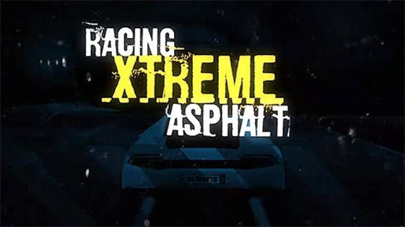 Asfalt estrem: Car Racing + MOD