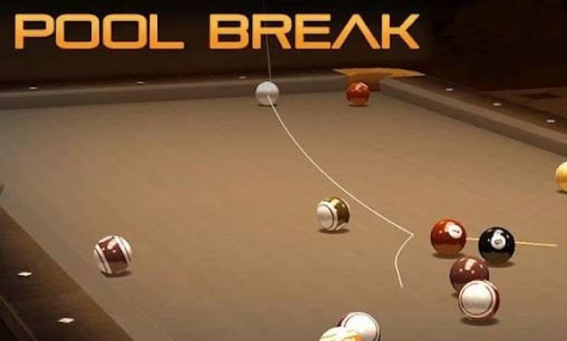 Pool Break Pro - 3D Billiards + MOD